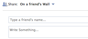 Facebook-Type-friends-name