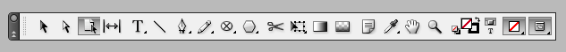 Indesign Toolbar